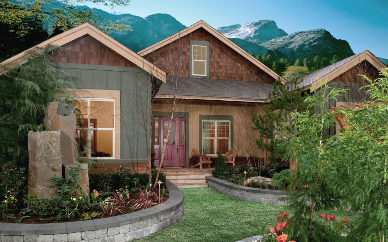 Timberland Homes Floorplan Collections